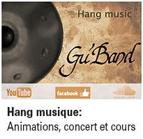 Partenaire Hang Musique